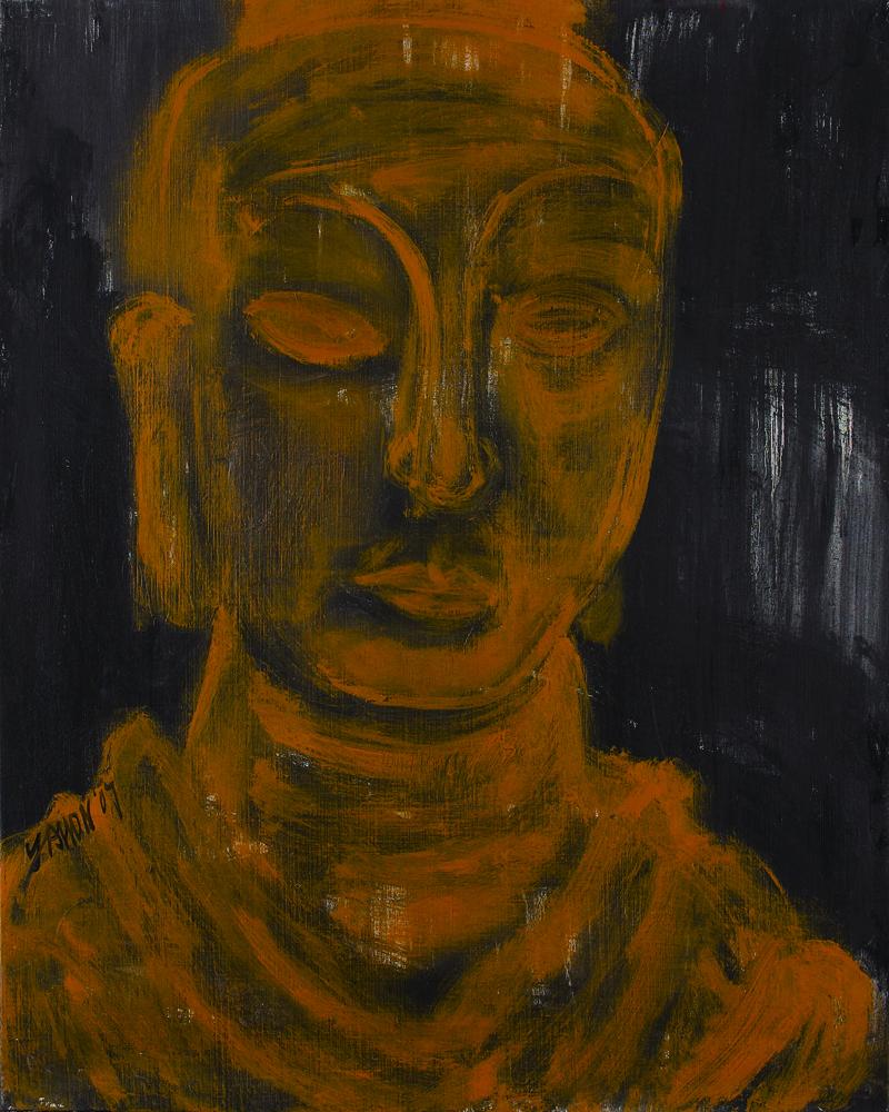 眾生相系列 Sentient Beings Series 100x80cm 2011 壓克力‧畫布  Acrylic on canvas(15).jpg