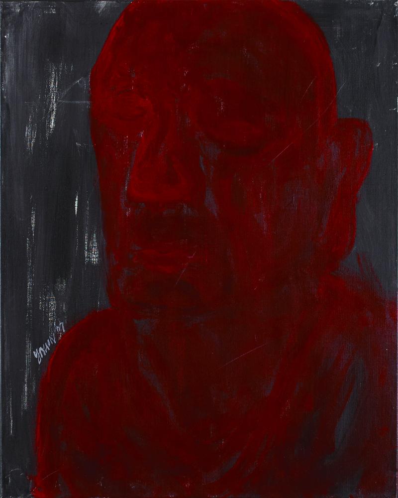 眾生相系列 Sentient Beings Series 100x80cm 2011 壓克力‧畫布  Acrylic on canvas(16).jpg