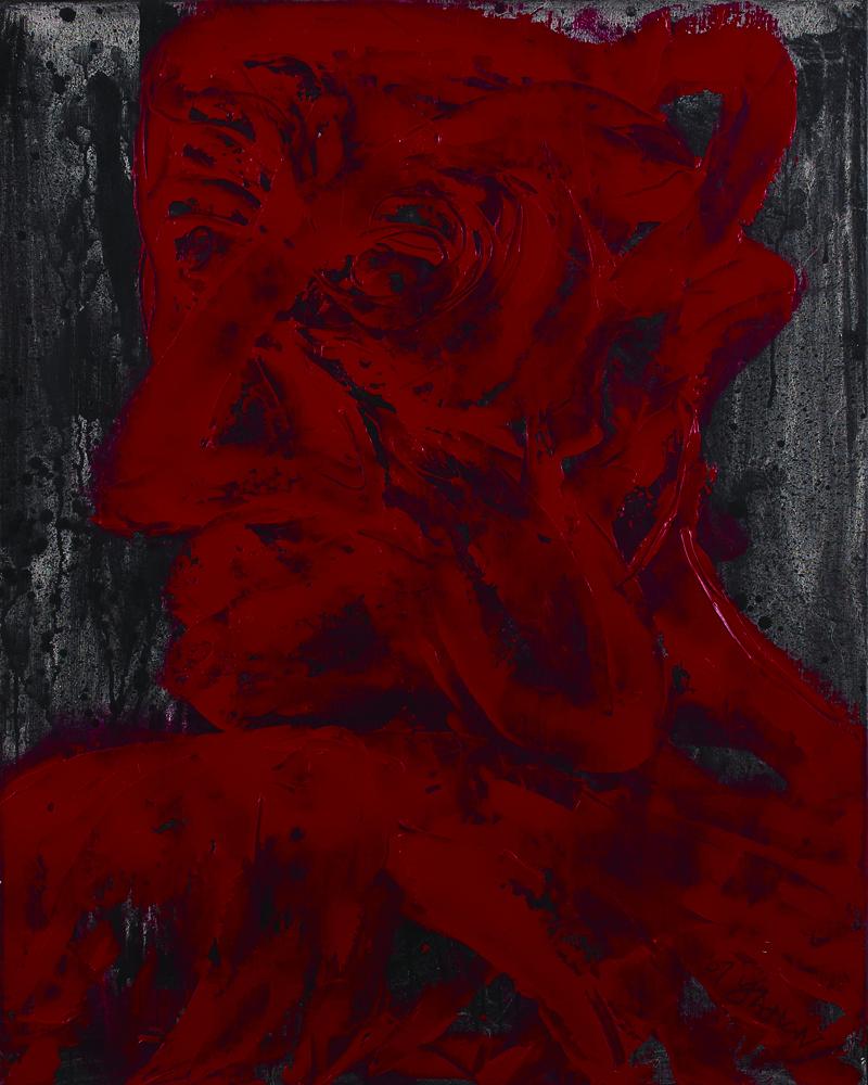眾生相系列 Sentient Beings Series 100x80cm 2011 壓克力‧畫布  Acrylic on canvas(17).jpg