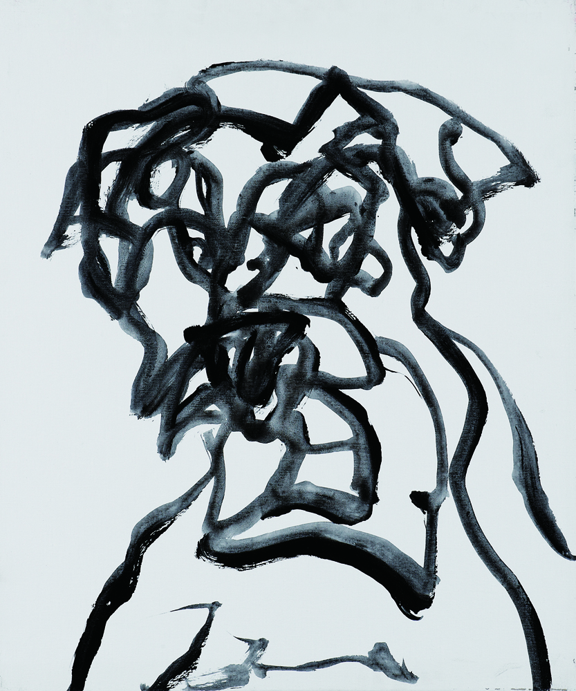 動物系列 - 狗 Animal Series - Dog 72.5x61cm 2007 壓克力‧畫布 Acrylic on Canvas (12).jpg