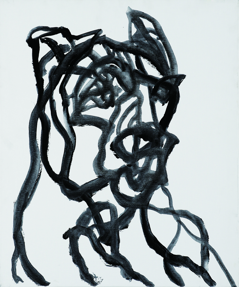 動物系列 - 狗 Animal Series - Dog 72.5x61cm 2007 壓克力‧畫布 Acrylic on Canvas (18).jpg