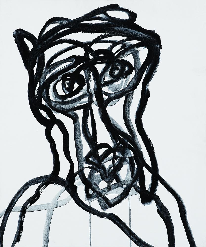 動物系列 - 猴 Animal Series - Monkey 72.5x61cm 2007 壓克力‧畫布 Acrylic on Canvas (27).jpg