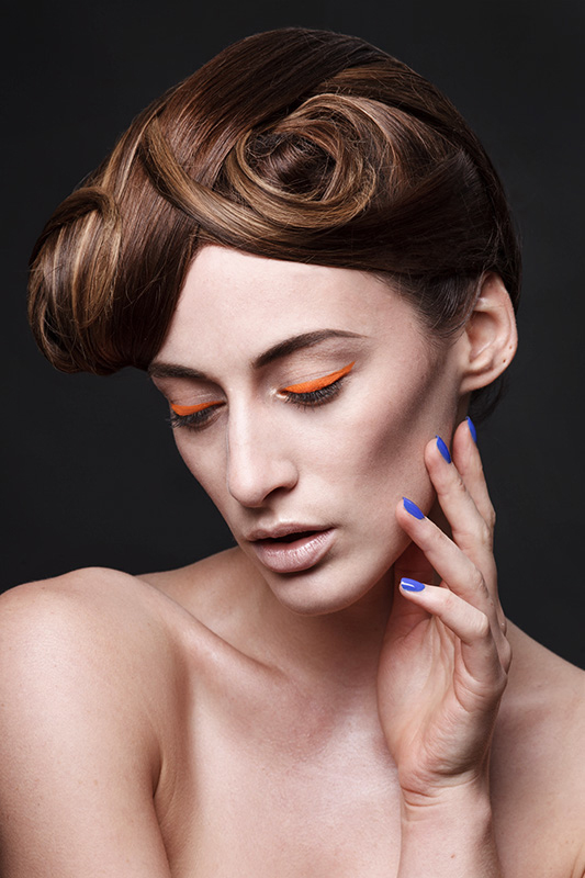 Beauty Editorial. Image by Gabriela Silveira