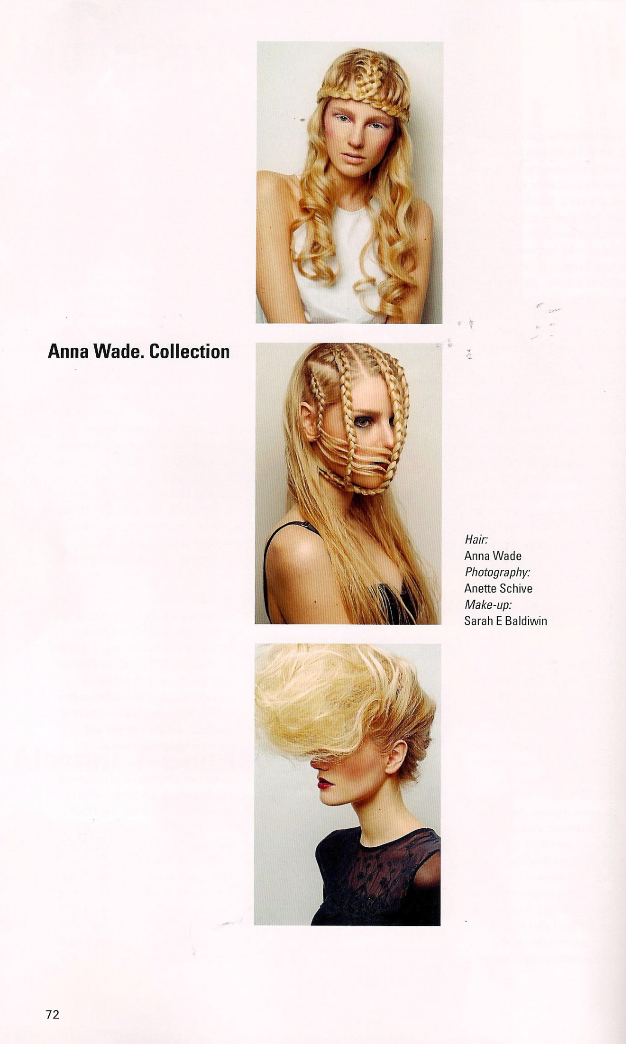 Published for Cutwalk German Hair Magazine June 2014