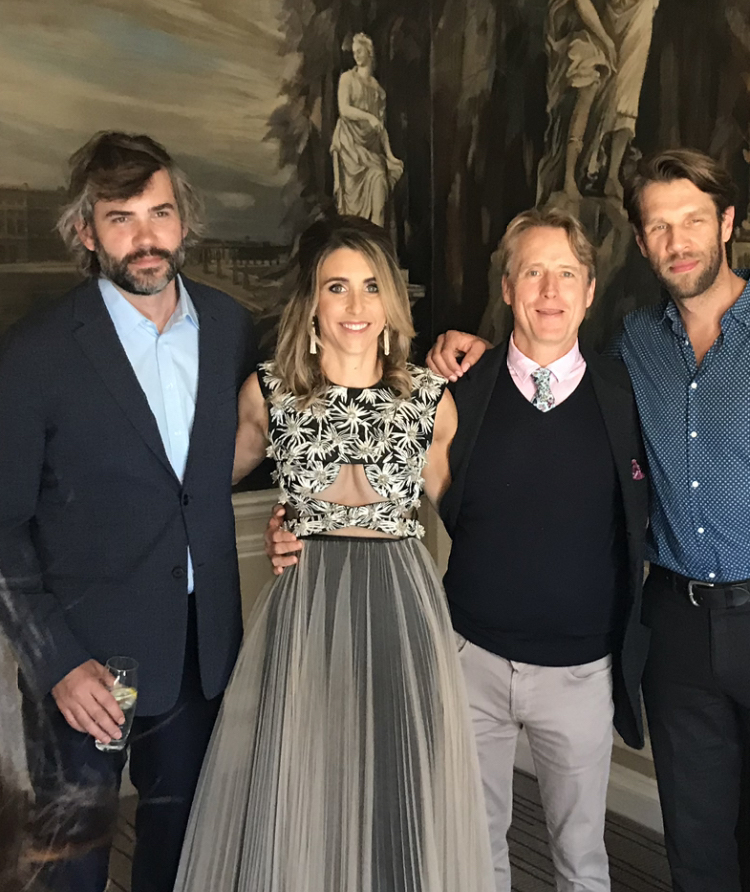 Sarah Megan Thomas Makeup for Film Premiere Liberte A Call to Spy