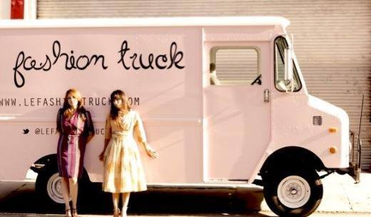 The Lovely Ladies of Le Fashion Truck