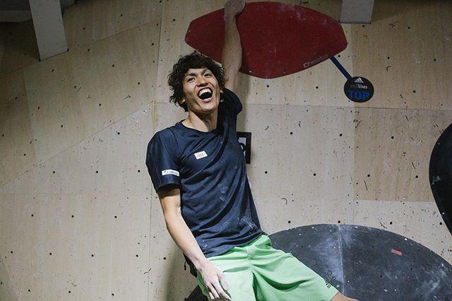 #adidasrockstars @adidasrockstars @adidasterrex @adidastokyo @bpump_ogikubo 📷 @toksuede #ryuvoelkel #bouldering #ボルダリング @meichi_narasaki