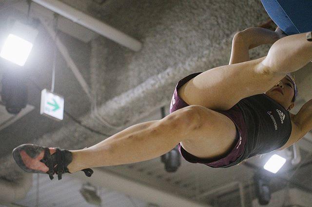 #adidasrockstars @adidasrockstars @adidasterrex @adidastokyo @bpump_ogikubo 📷 @toksuede #ryuvoelkel #bouldering #ボルダリング @nonaka_miho
