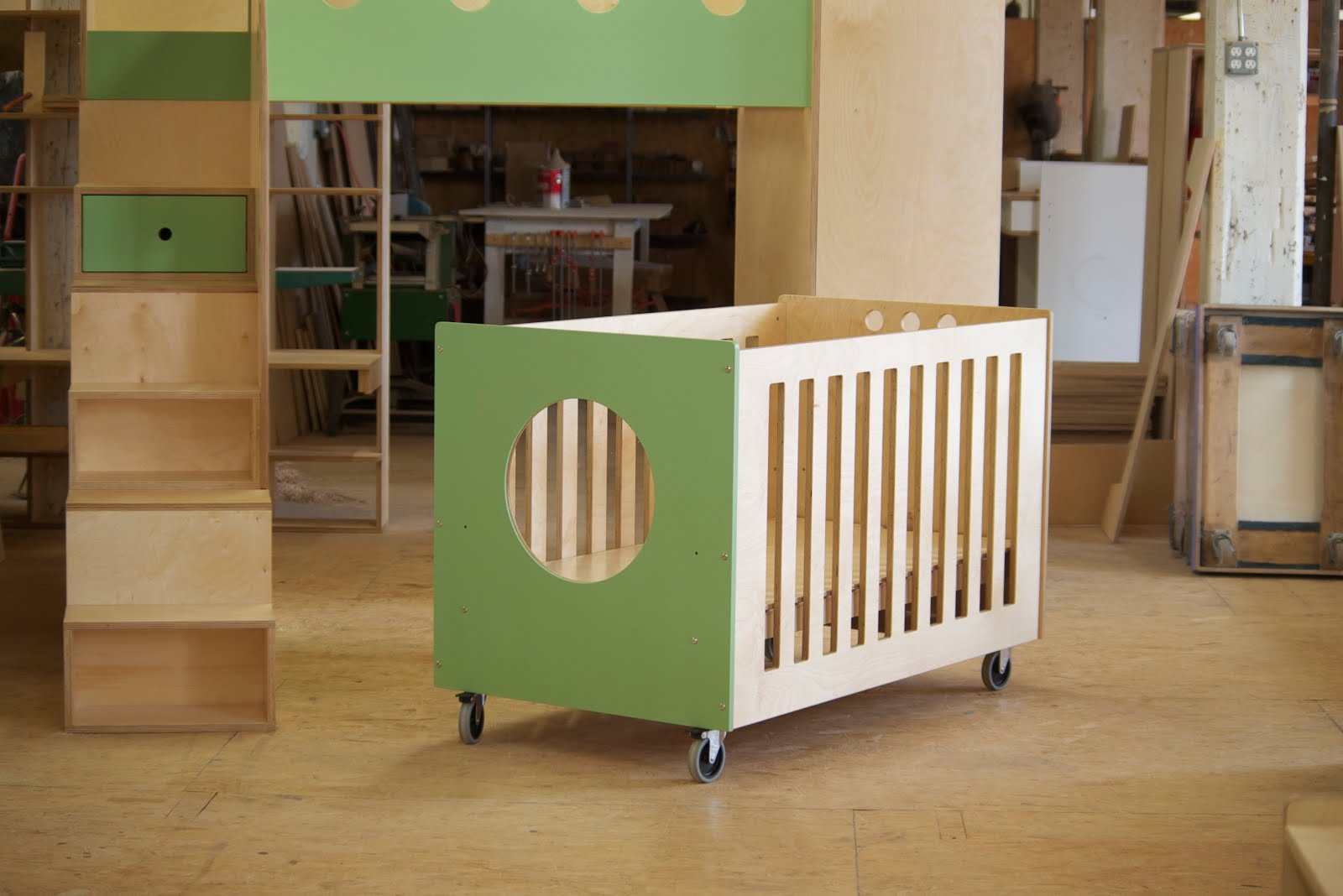 Casa kids crib