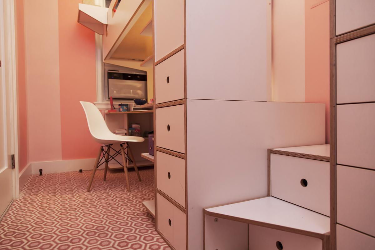 casa kids dresser and storage steps