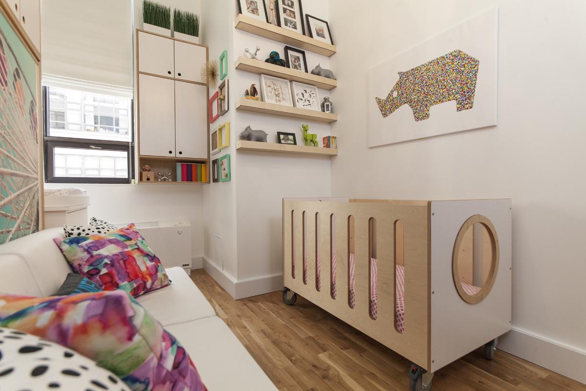 A Nursery Guest Room Casa Kids