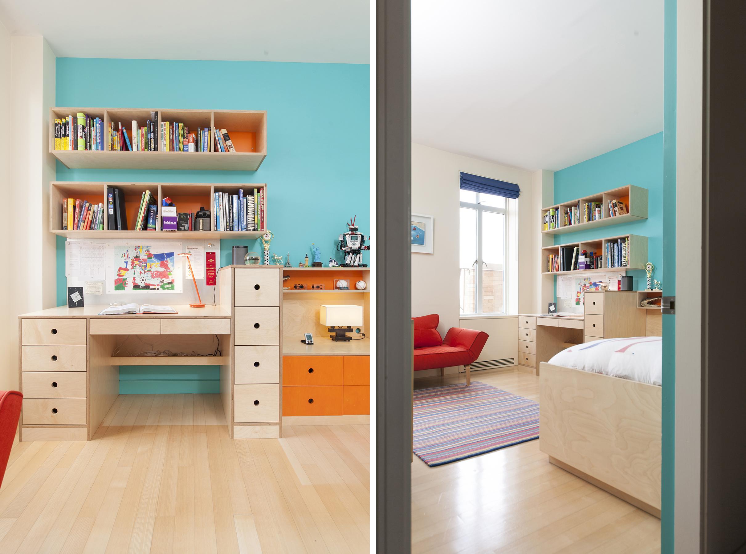 Casa Kids custom children's furniture. Low VOC furniture.