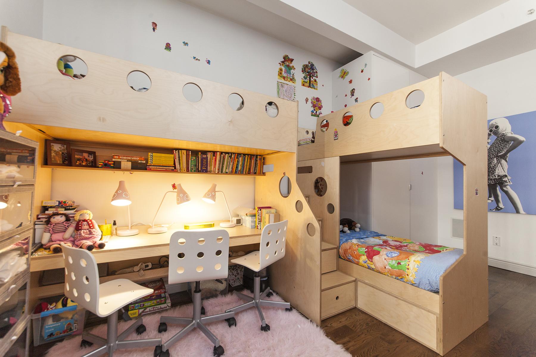junior bunk bed