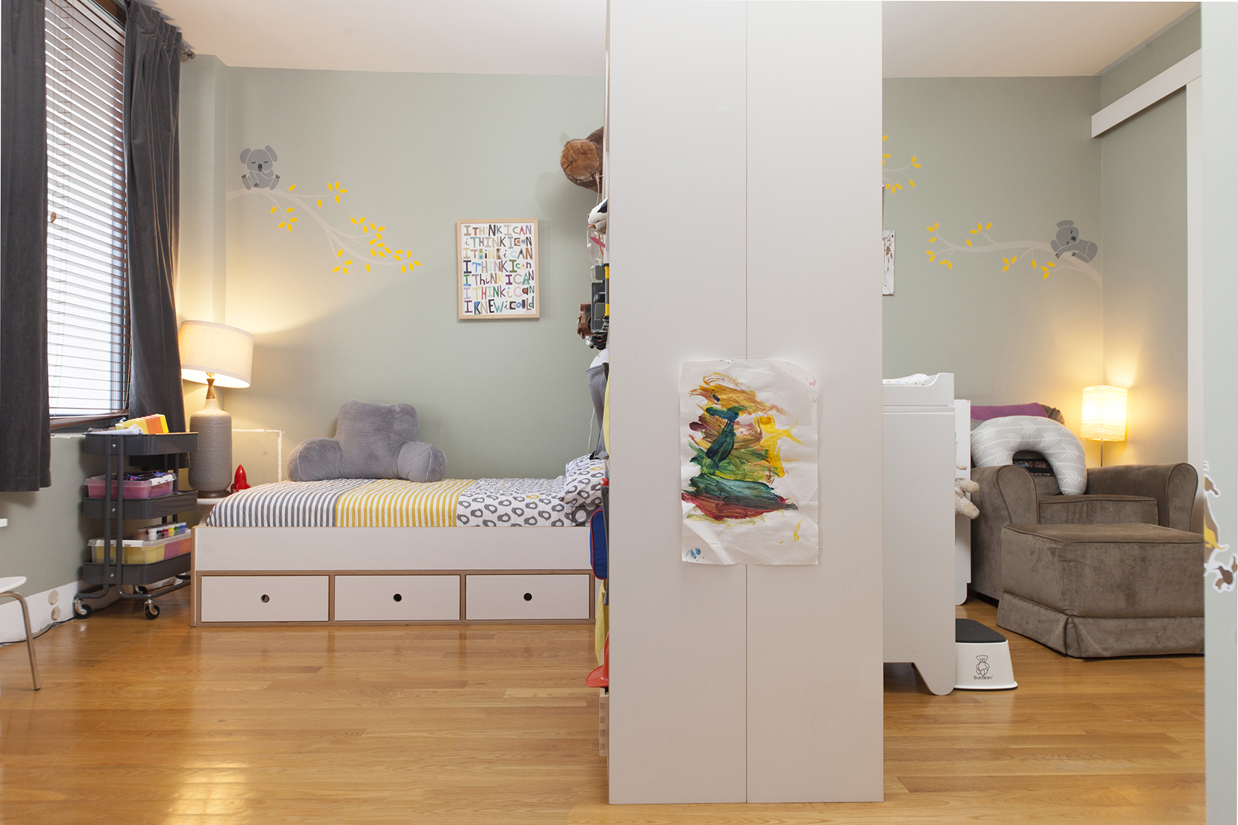 kids room partition