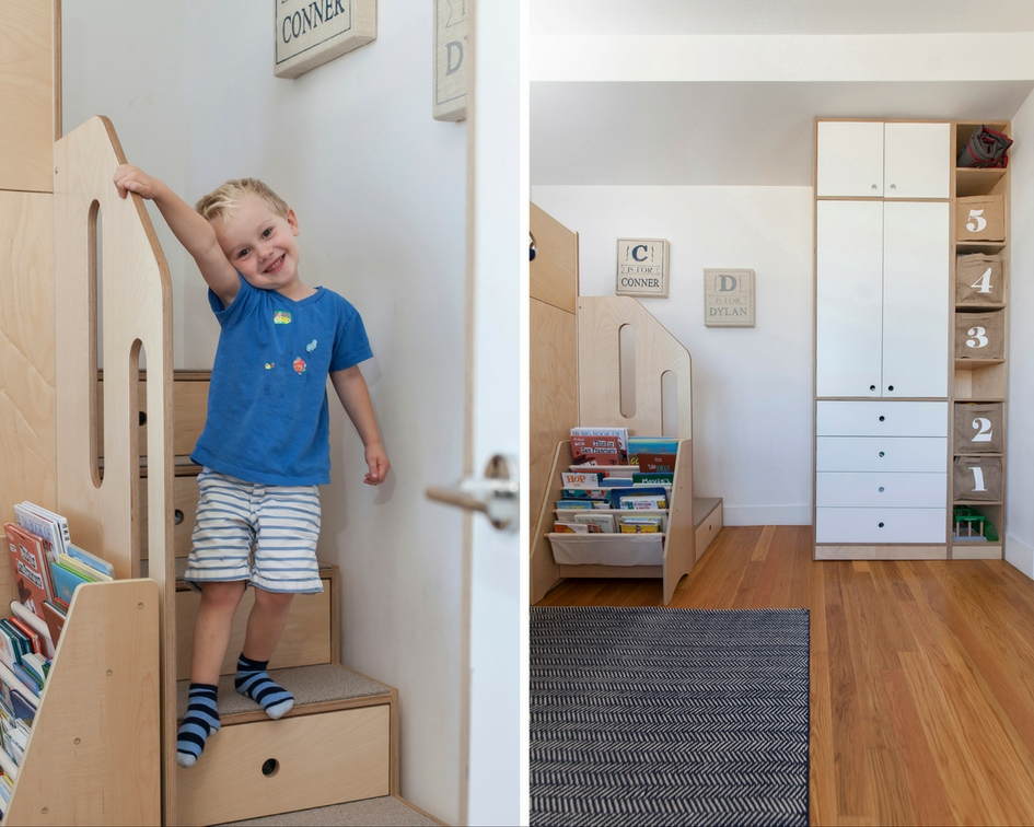 Contemporary children's furniture
