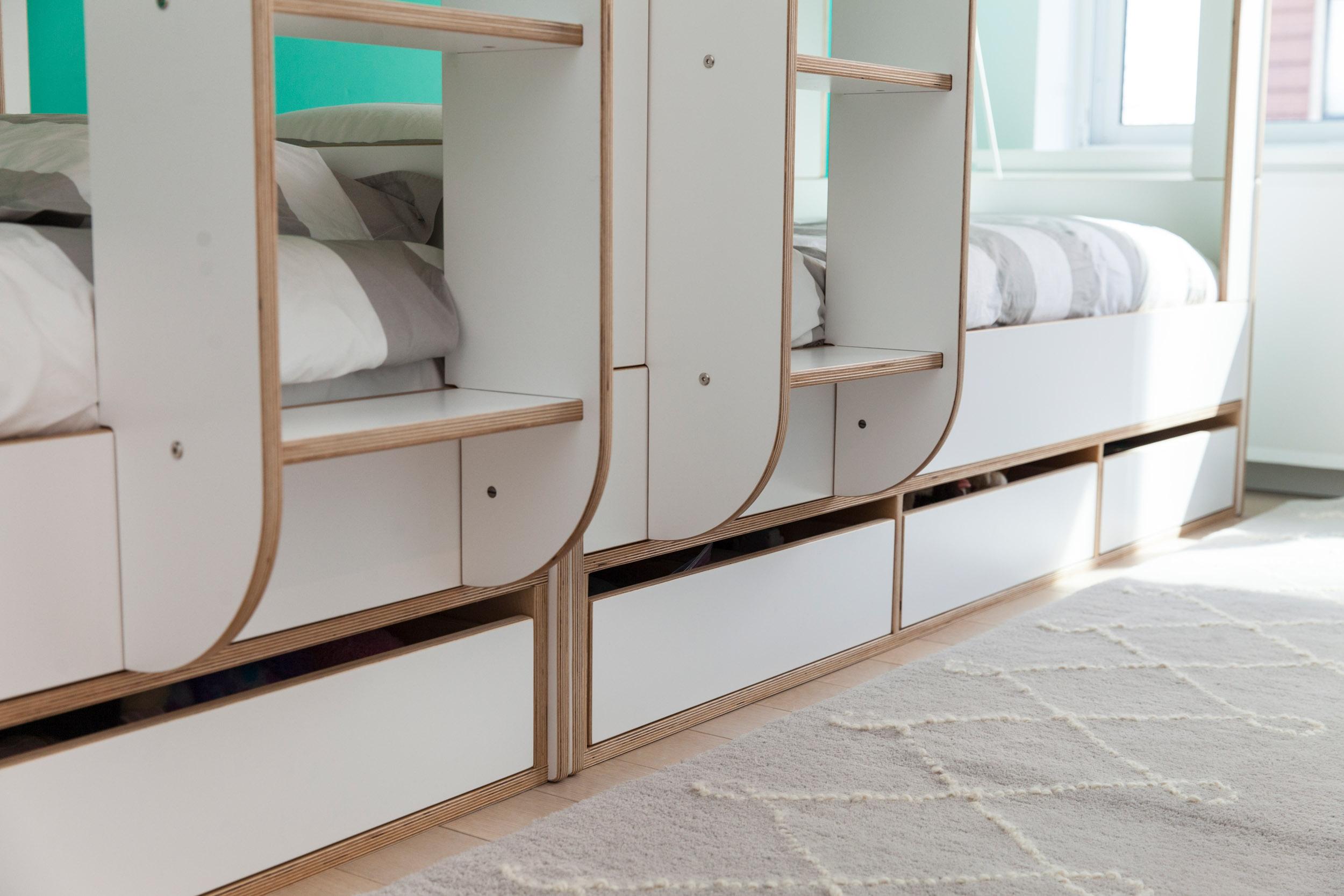 2 cabin bunks w_ trundle storage, modulor bench_07.jpg