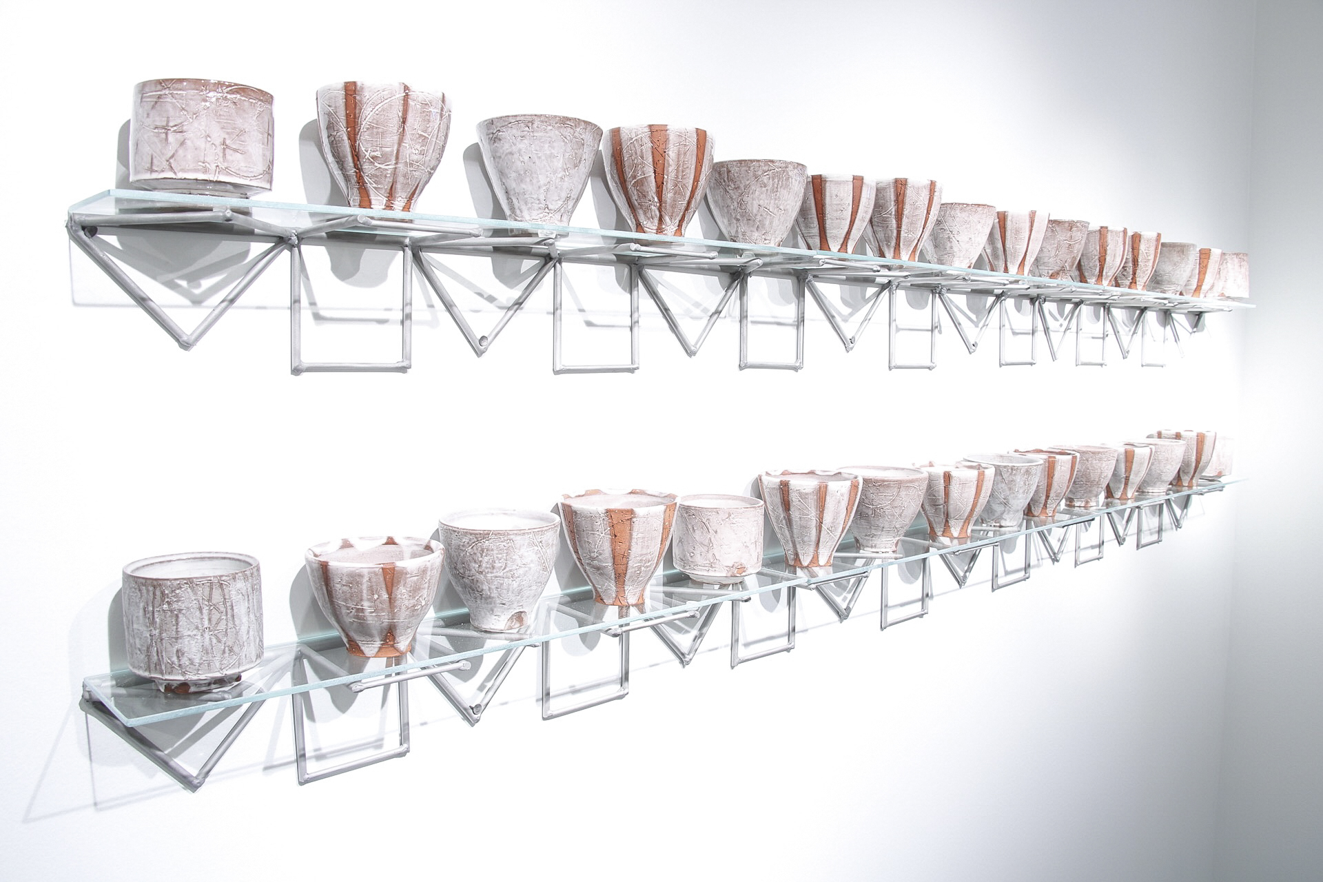 Cup Wall