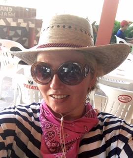 LORETA KOVACIC in Boquillas, Mexico.