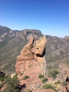 Big Bend National Park: Lost Mine trail