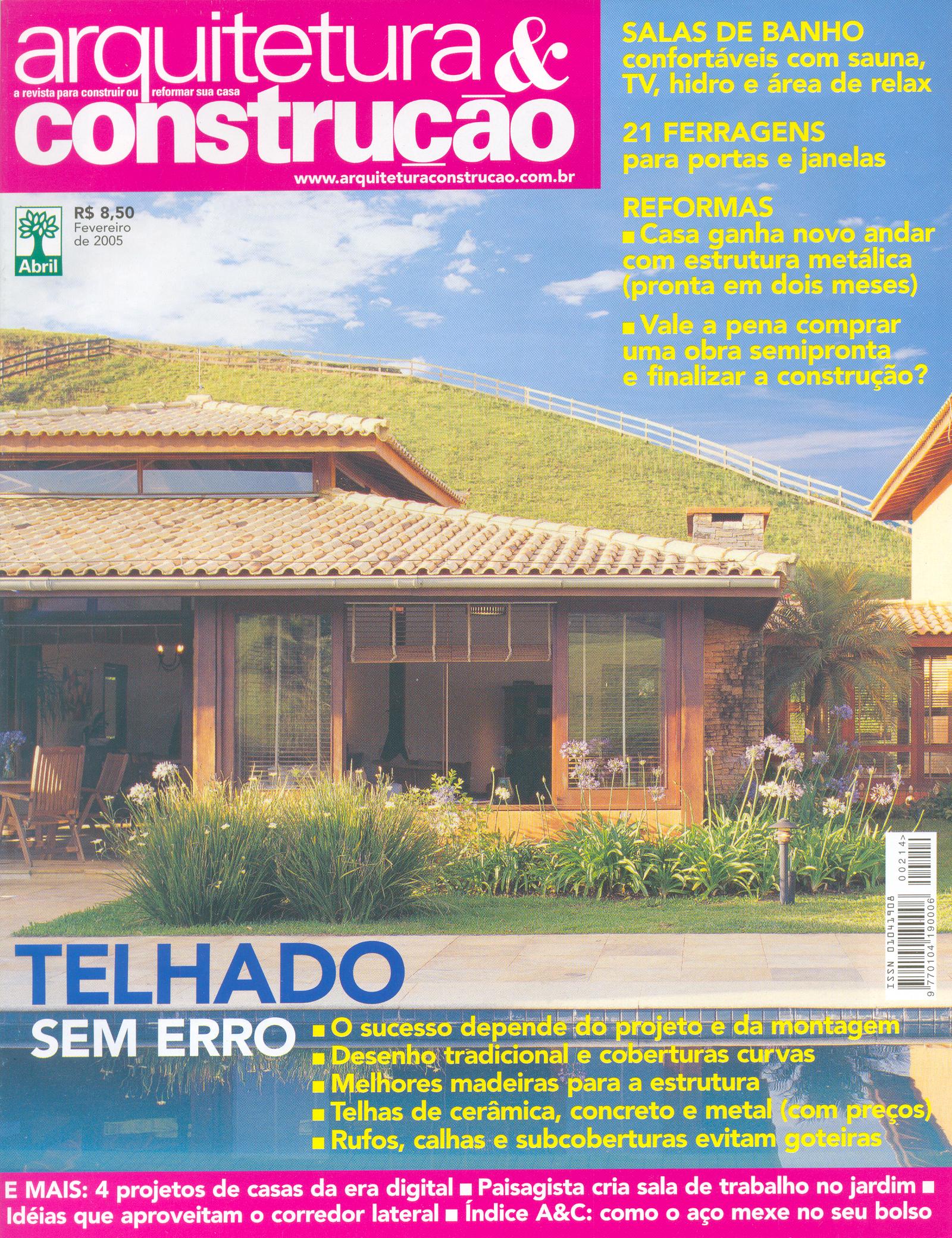arquitetura e construção fevereiro 2005.jpg