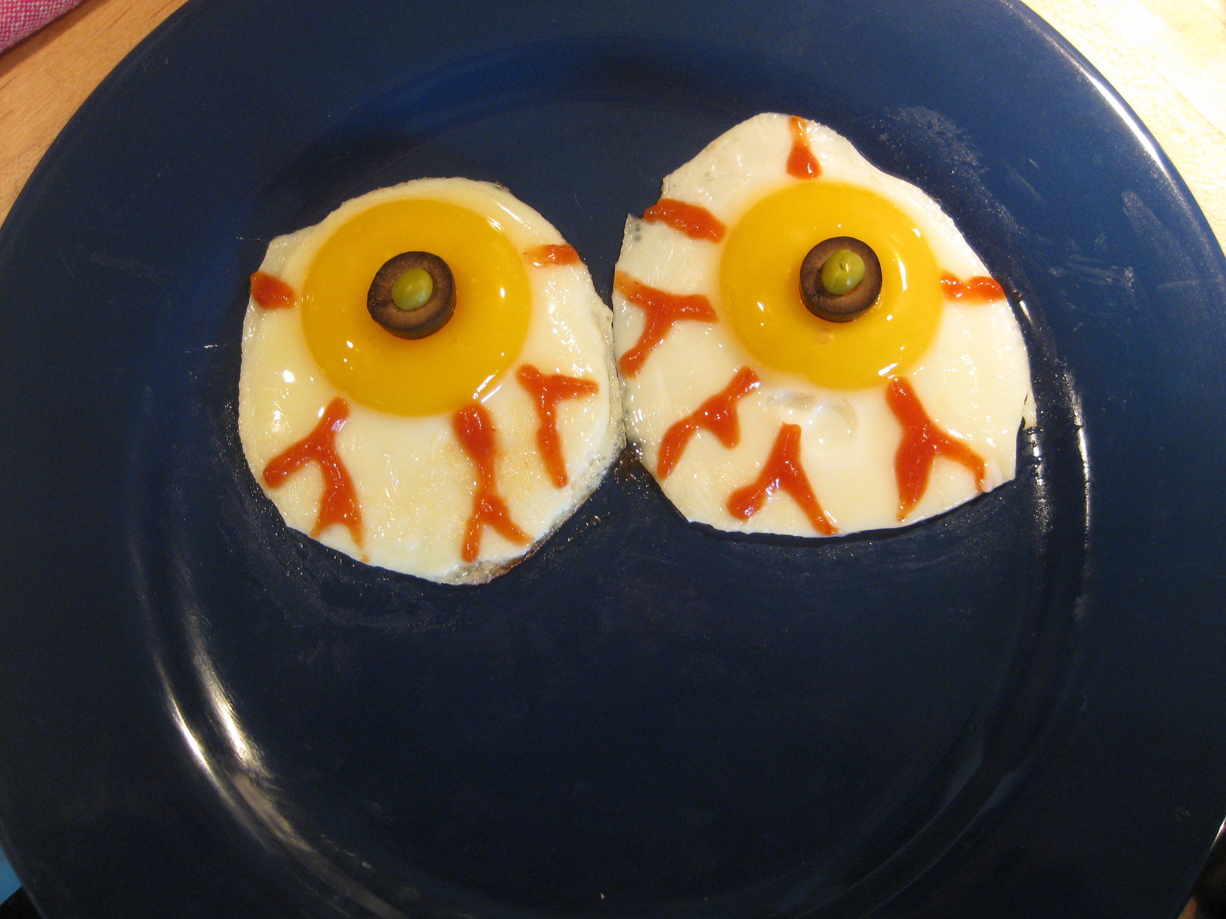 Creepy Breakfast!