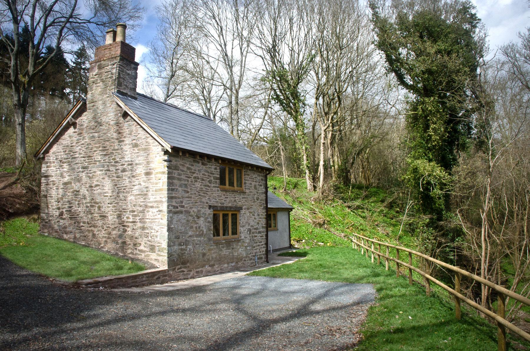 Cabalva Mill Cottage