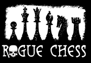 Rogue Chess Board $14.99