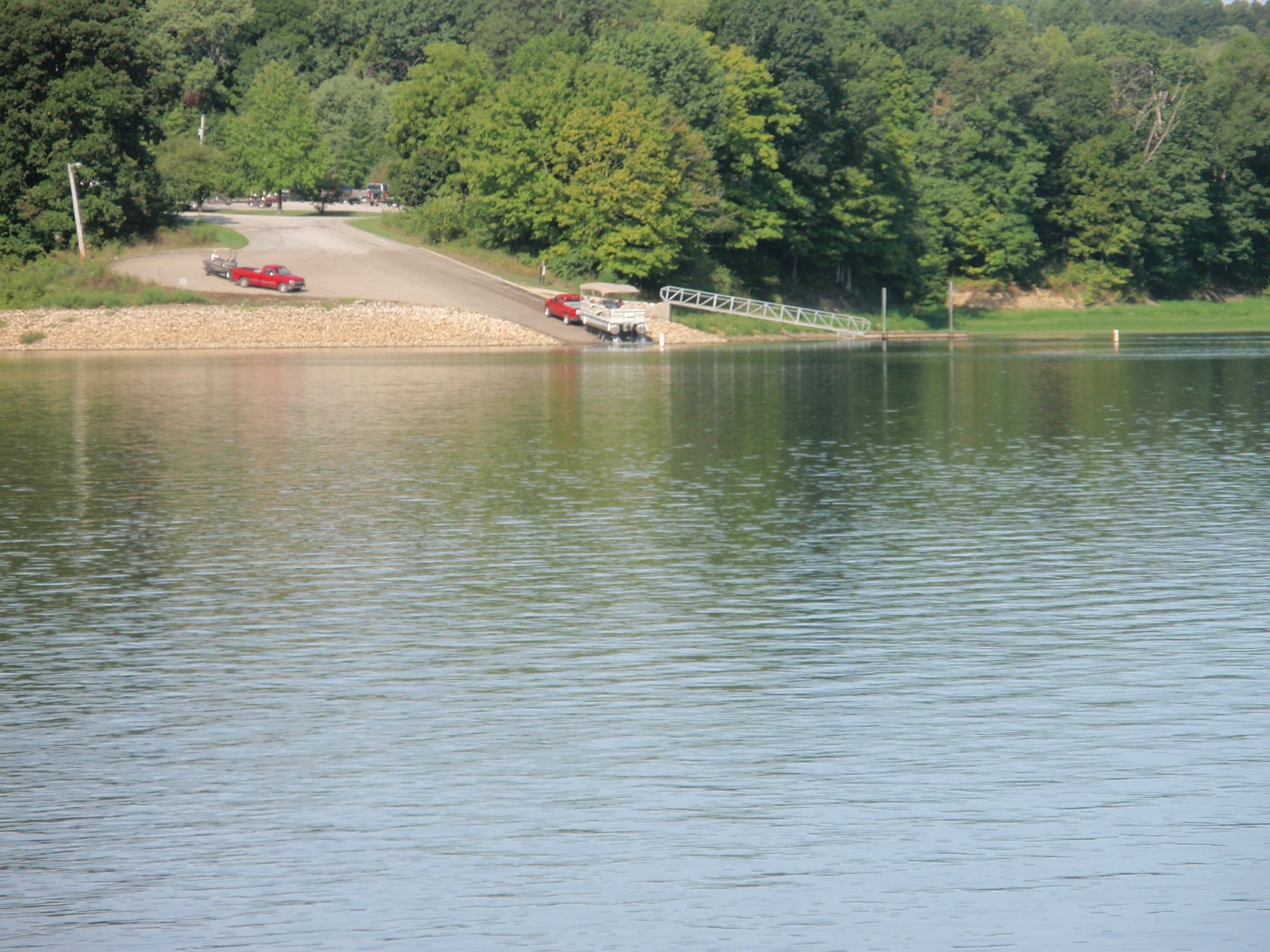Lick Fork Boat Ramp