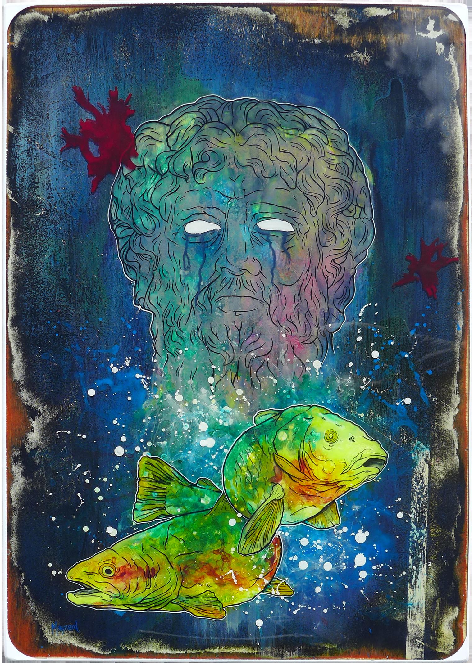 Forgotten Gods of Old | Poseidon