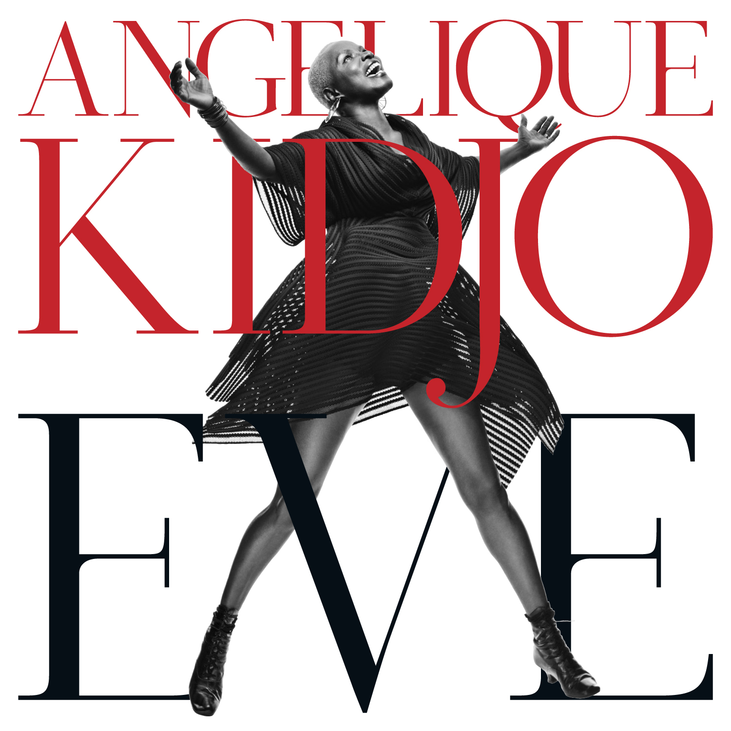 JUST FINISHED THE NEW ALBUM COVER FOR THE LEGENDARY (& GRAMMY WINNING!) ANGELIQUE KIDJO