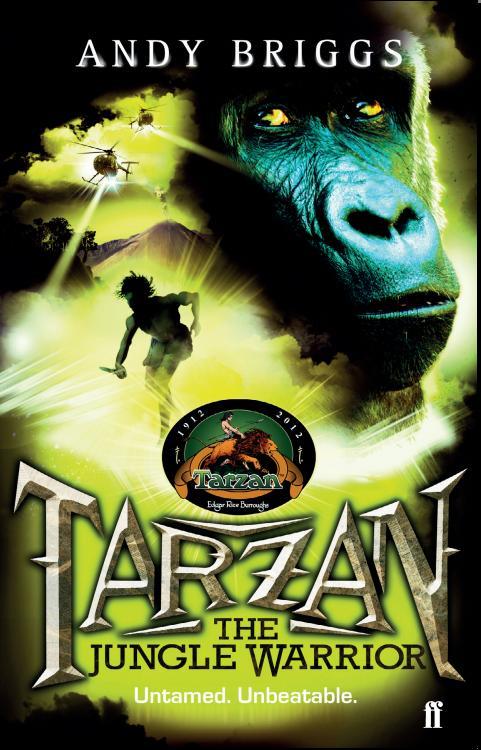 TARZAN, THE JUNGLE WARRIOR - UK, Faber (front).jpg