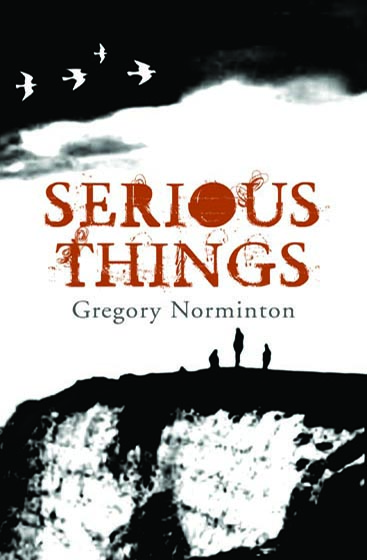 SERIOUS THINGS  Literary Fiction. 282 pages Sceptre - January 24, 2008  Shortlisted for the Robin Jenkins Literary Award, 2009. Longlisted for World Book Day '50 Best Books to Talk About', 2009.  In a 1990s boarding school, 13-year-old Bruno and fellow outsider Anthony, a glamorous yet troubled boy, are encouraged by an idealistic English teacher to explore the 'more serious things' in life.