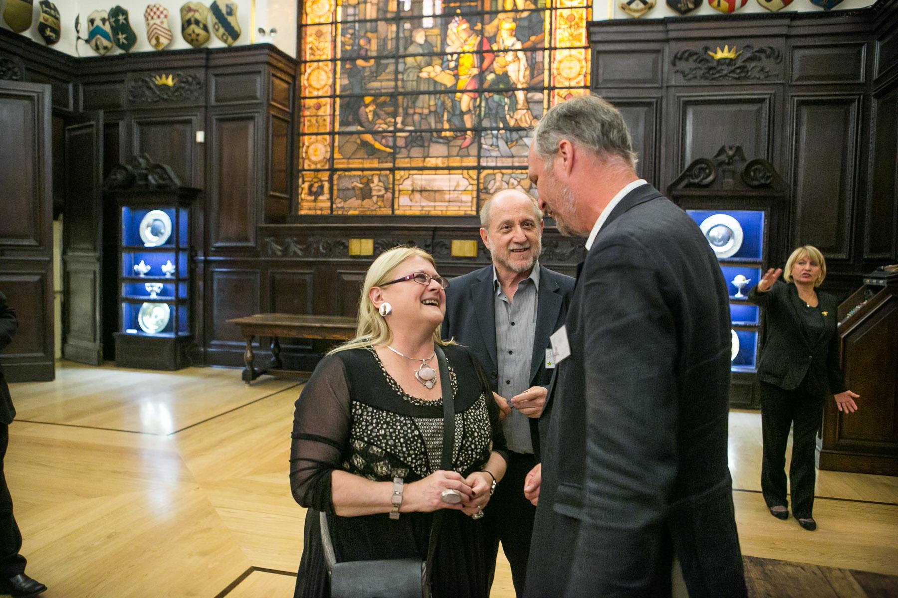 Carole Blake, Julian Friedmann, Michael Ridpath