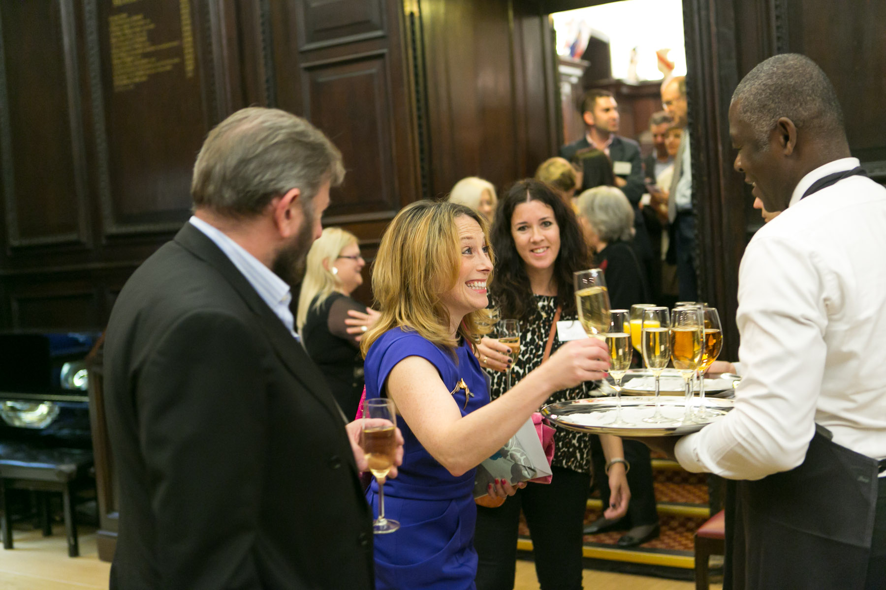 Tim Kinninmont, Naomi Kerbal, Beverley Jones