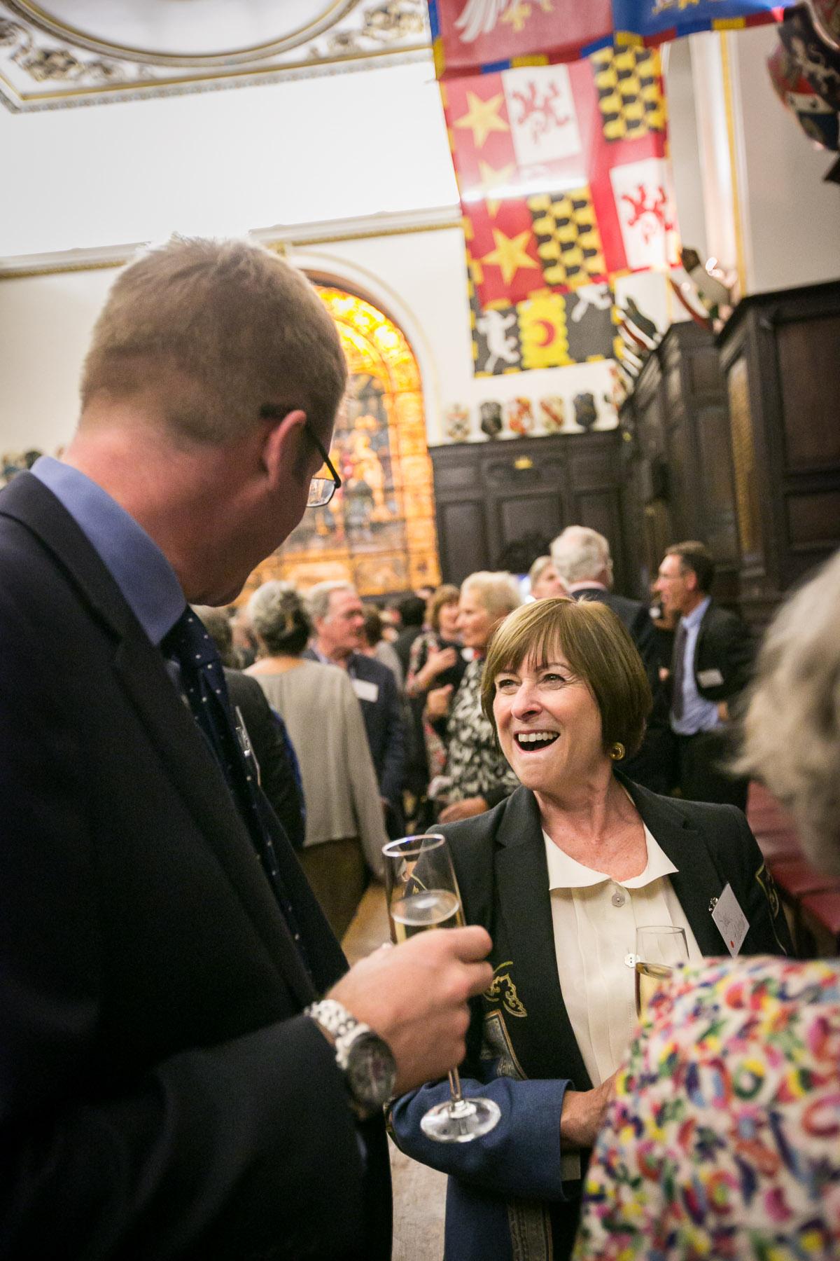 Jon Wood, Sue Fletcher