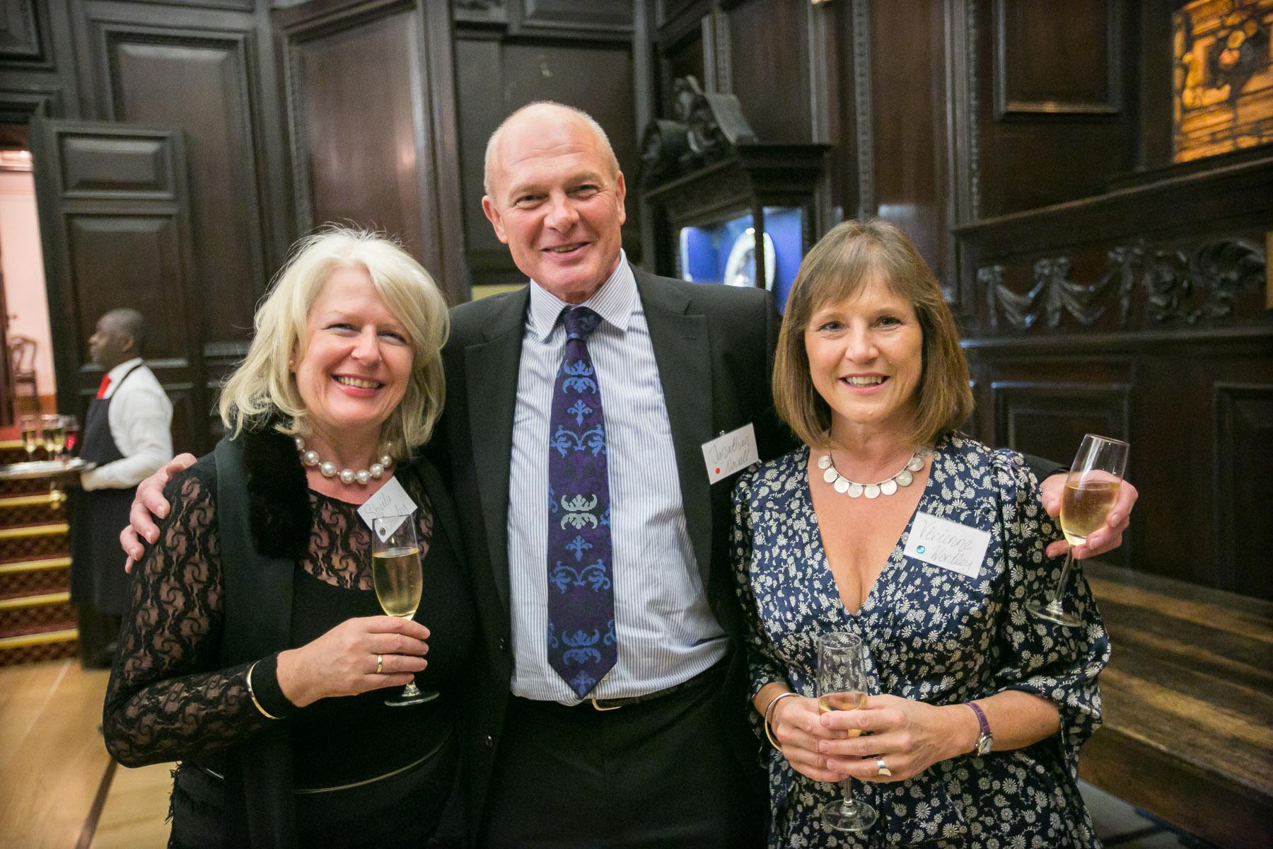 Sheila Crowley, Jonathan Nowell, Vivienne Wordley