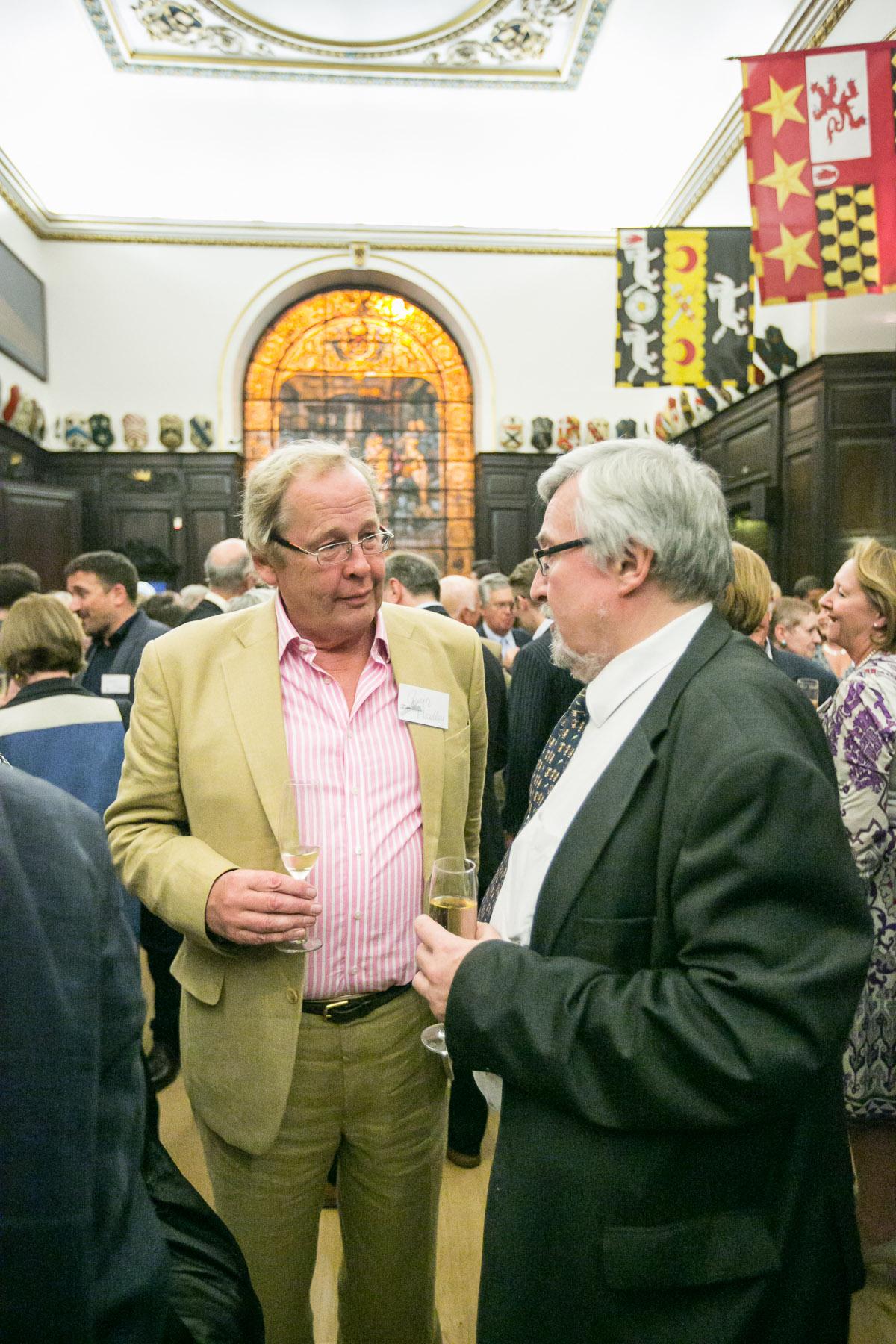 Gwyn Headley, David Hicks