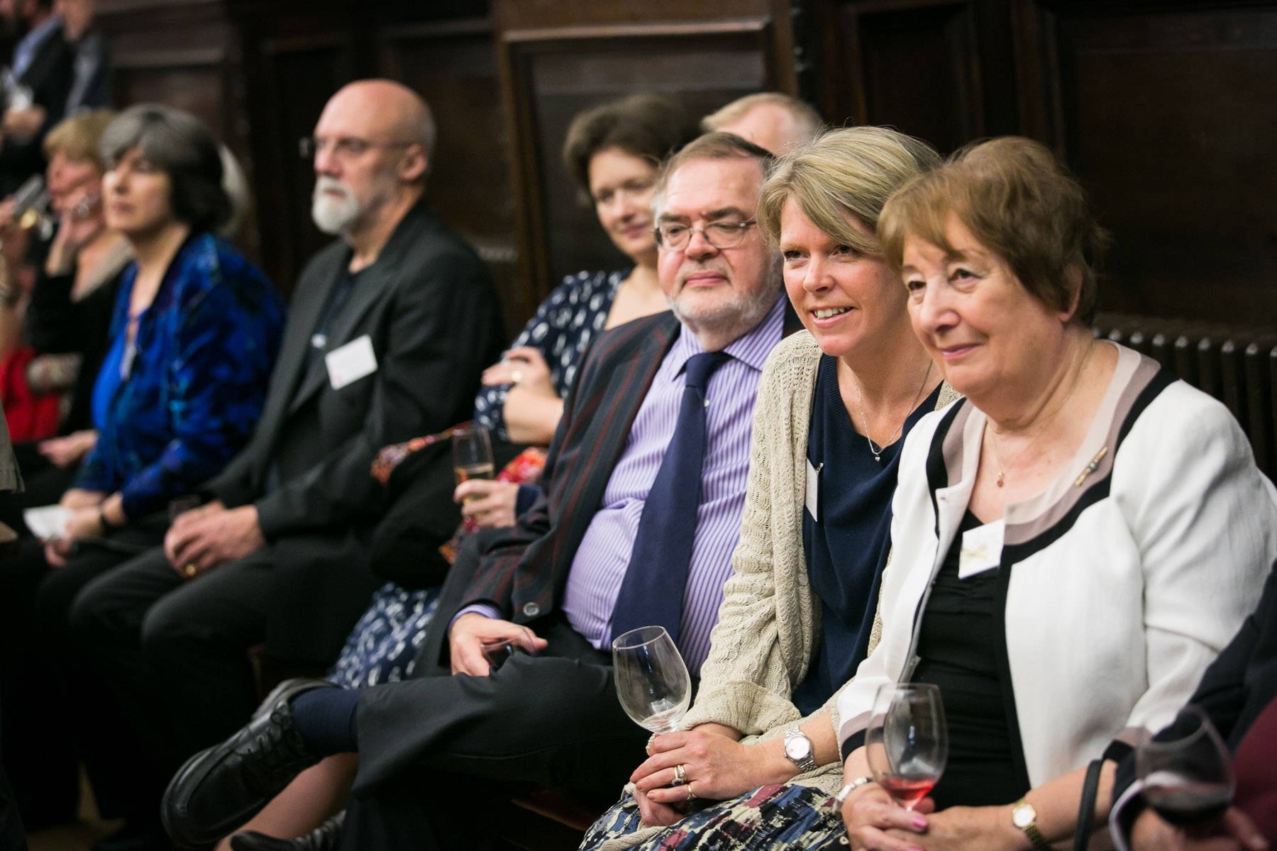 Lesley Linches, Lachie Munro, Sophie Ransome, Iain Stevenson, Clare Foss, Ann Granger