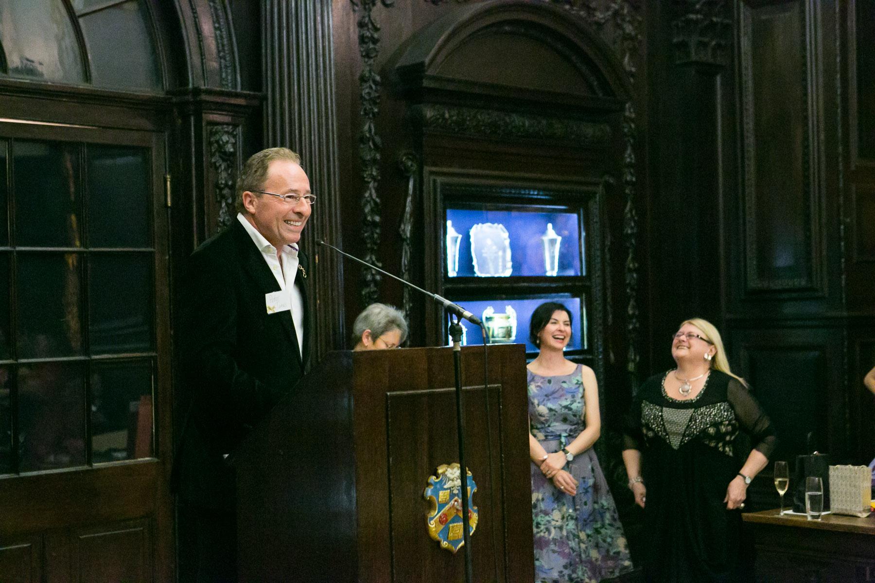 Peter James, Isobel Dixon, Carole Blake