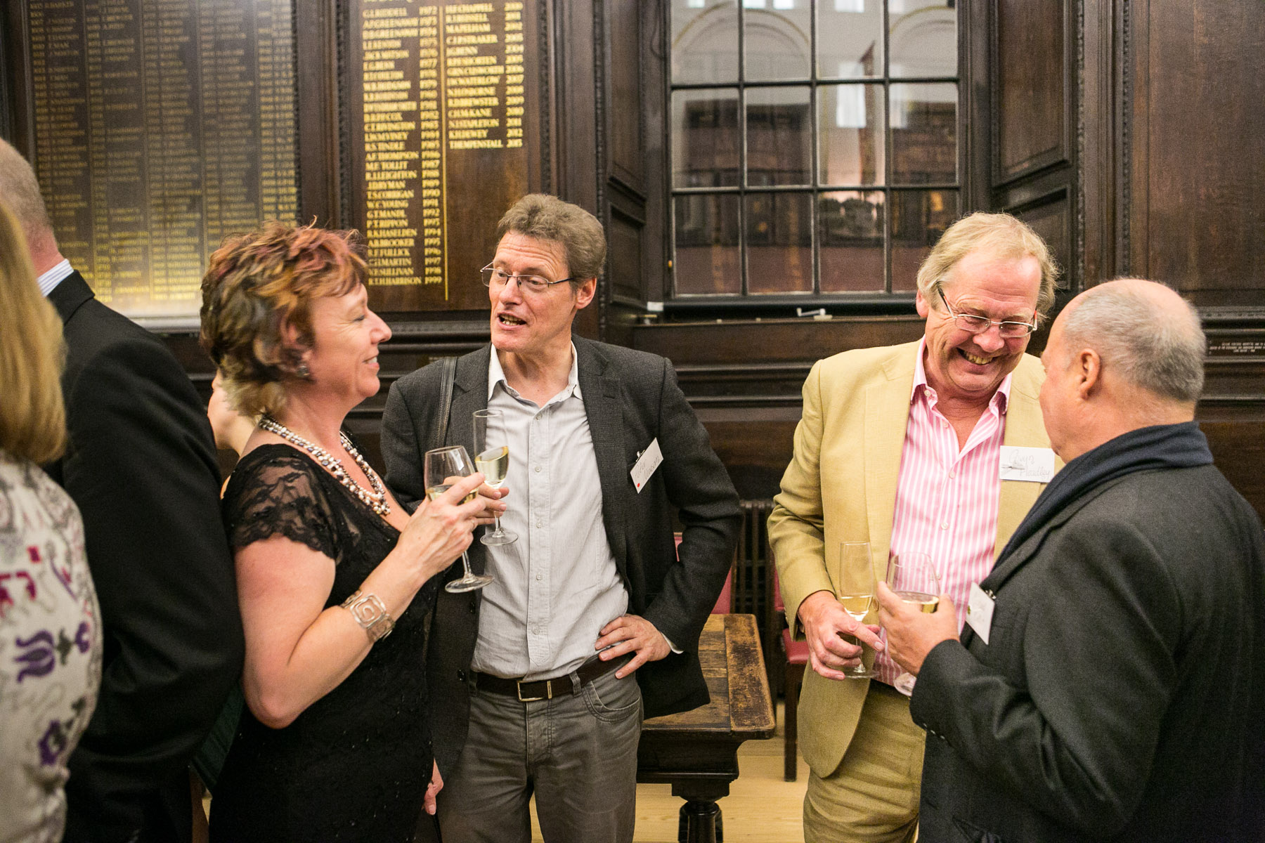 Jane Wenham-Jones, Peter Newsom, Gwyn Headley, Michael Meller