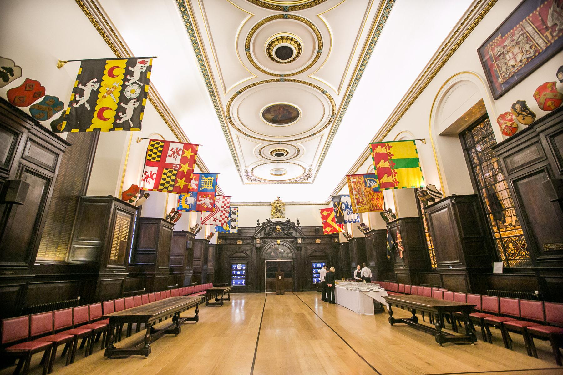 Main Room, empty