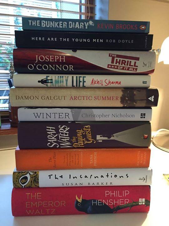 John Boyne's (THE BOY IN THE STRIPED PYJAMAS) top books of 2014