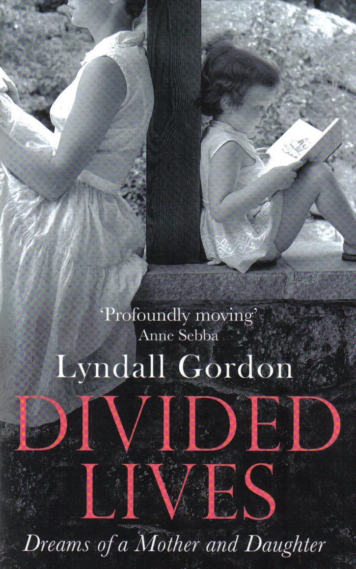 DIVIDED LIVES UK Paperback Cover