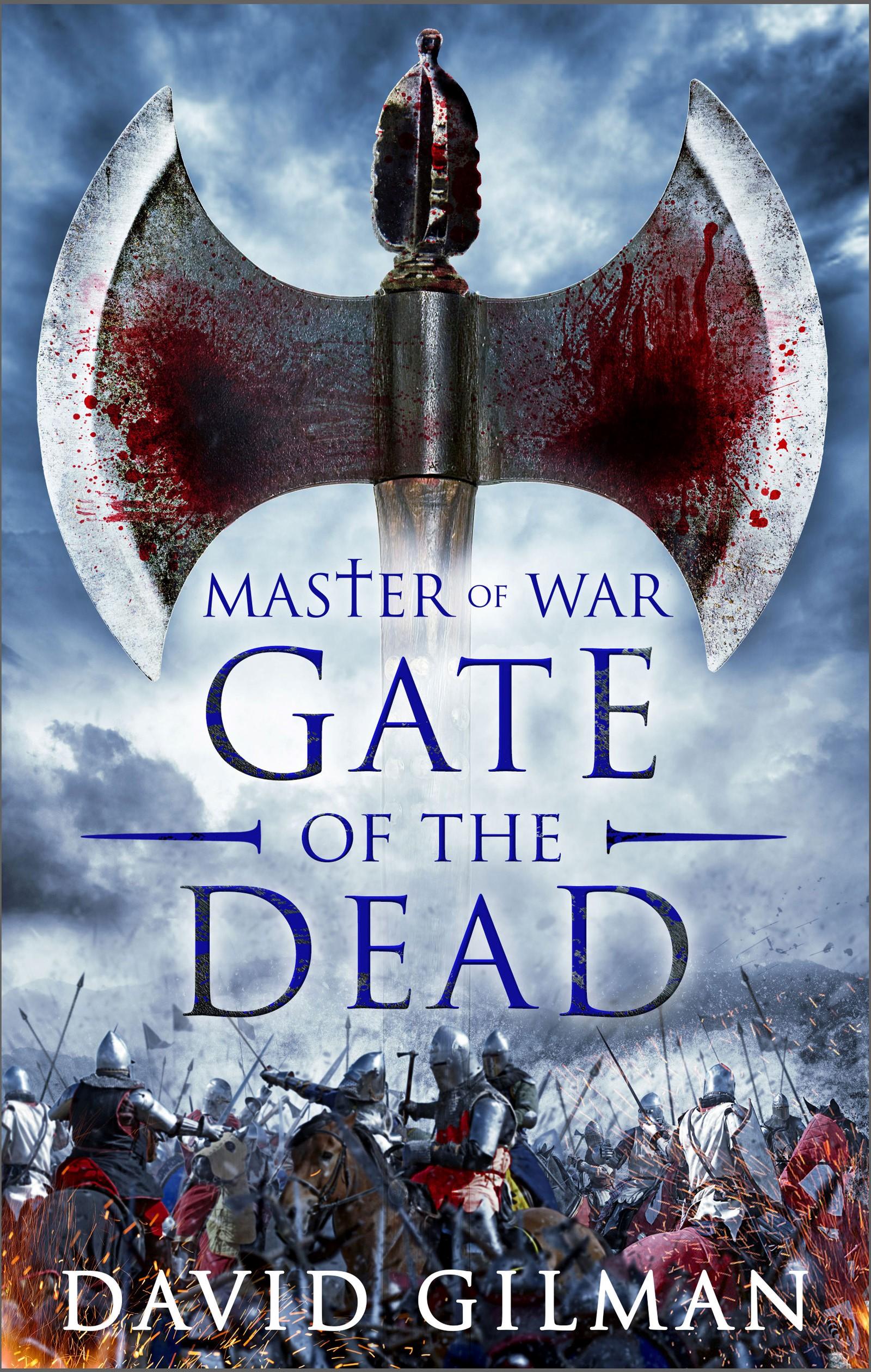 The Dead (David Blake Book 3)