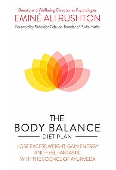 THE BODY BALANCE Diet Plan  Health and Diet, 256 pages Watkins, April 2015  Your body knows best, but are you listening? Put an end to crash diets forever with a personalized eating plan that works with your body to deliver all-round wellbeing and sustainable weight loss. This book is the first to decode the 5000-year-old science of life known as Ayurveda specifically for busy, modern lives. It shows just how simple and practical a body-balancing, seasonal lifestyle can be, helping you beat stress, lose weight and feel energized and positive, every day.