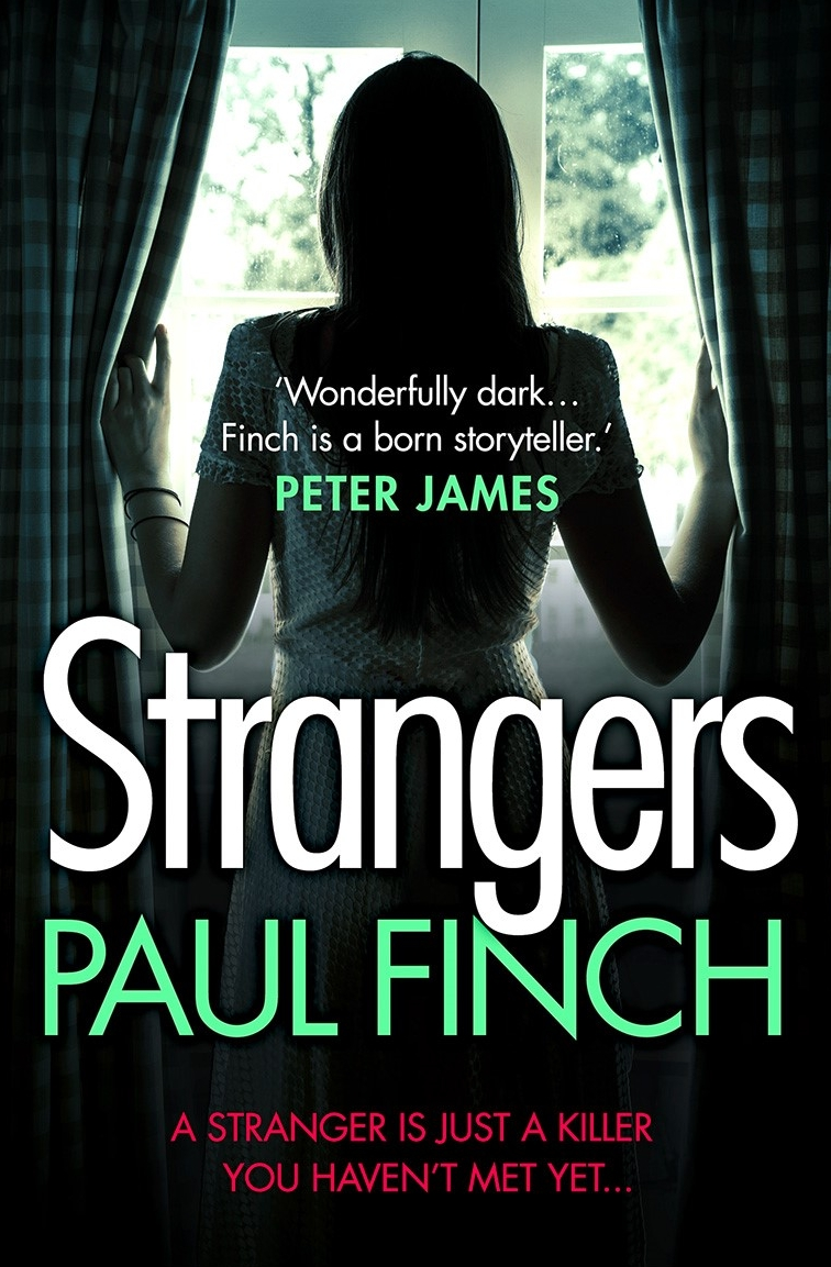 STRANGERS (Lucy Clayburn #1)  Thriller, 416 pages Avon, Sept 2016  Dark, gritty and always edge-of-your-seat: the NO.1 BESTSELLER is back with a standout new heroine…  As PC Lucy Clayburn is about to find out, going undercover is the most dangerous work there is. But, on the trail of a prolific female serial killer, there's no other option – and these murders are as brutal as they come. Lucy must step into the line of fire – a stranger in a criminal underworld that butchers anyone who crosses the line. And, unknown to Lucy, she's already treading it…