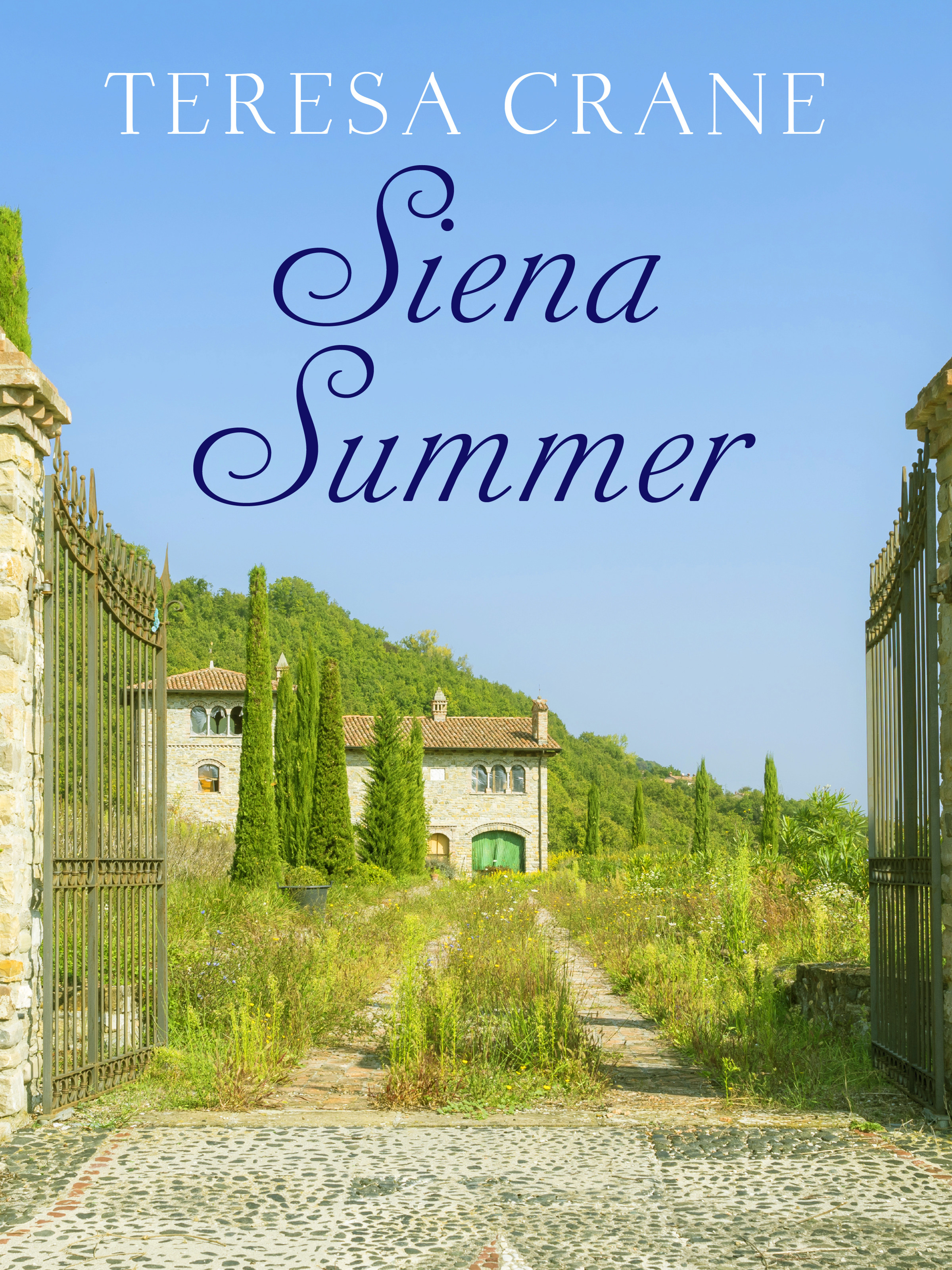 SIENA SUMMER  Historical, 320 pages Canelo, March 2016  A gripping tale of love and revenge in the Tuscan sun.
