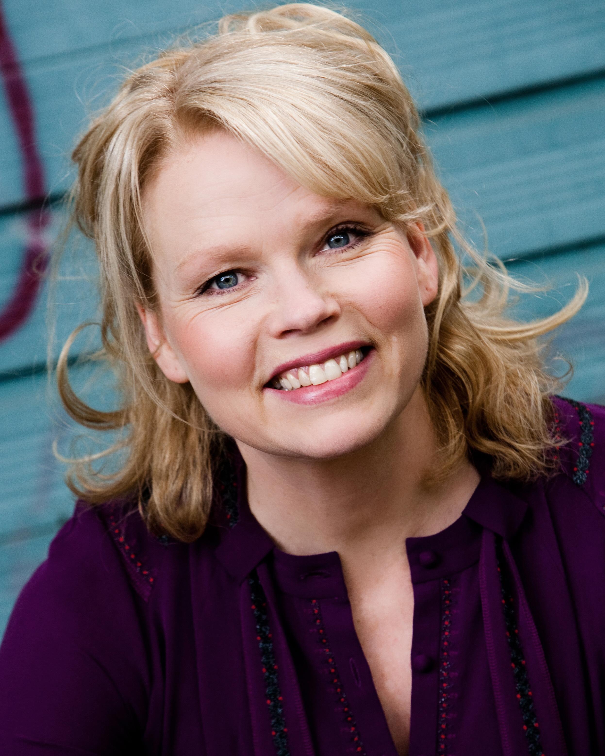 Author photograph: Nikki Holland