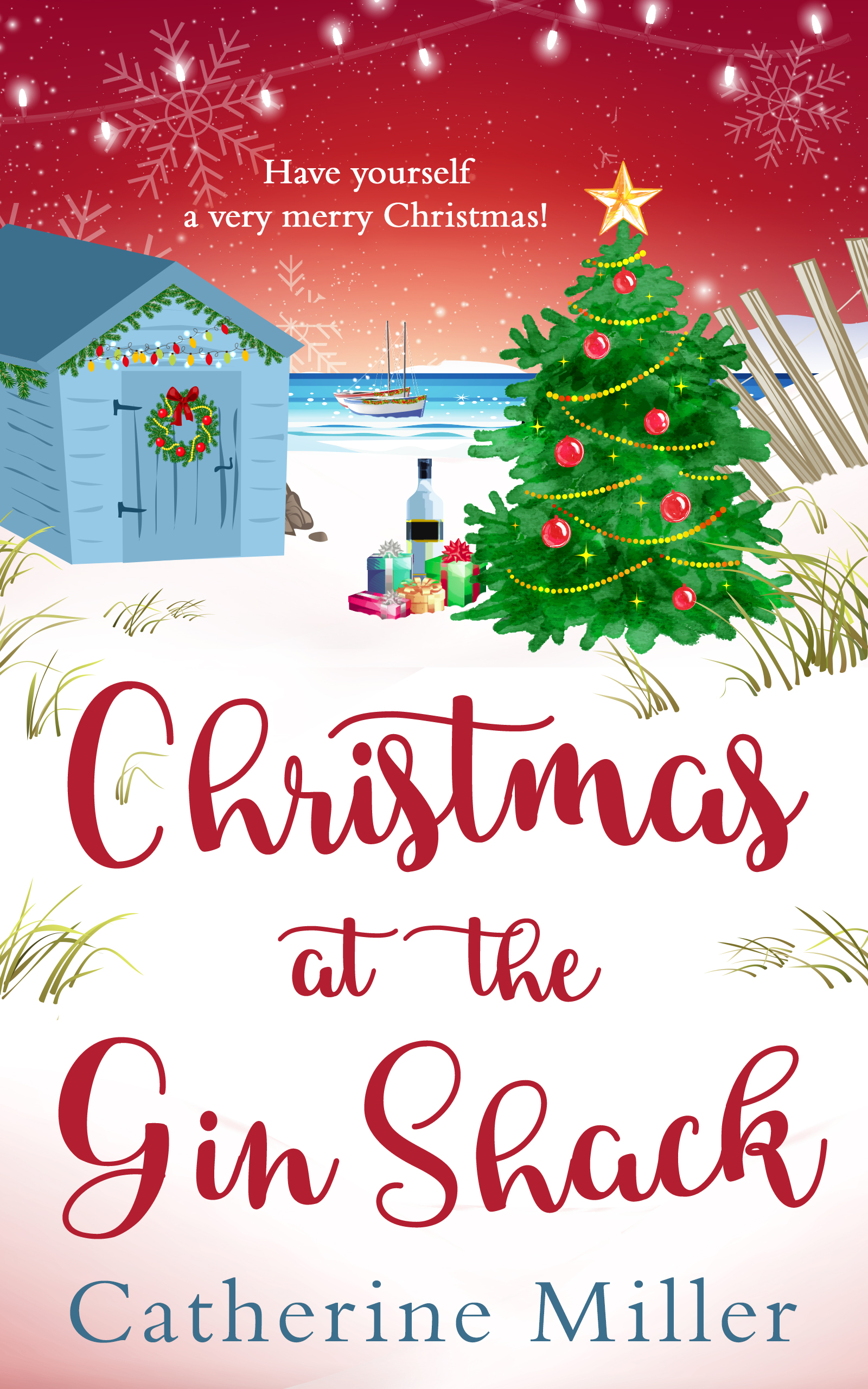 CHRISTMAS AT THE GIN SHACK  Contemporary, ebook HQ, Oct 2017  Welcome in the festive season with love, laughter and the perfect G&T in Christmas at the Gin Shack – the most uplifting holiday read of 2017!