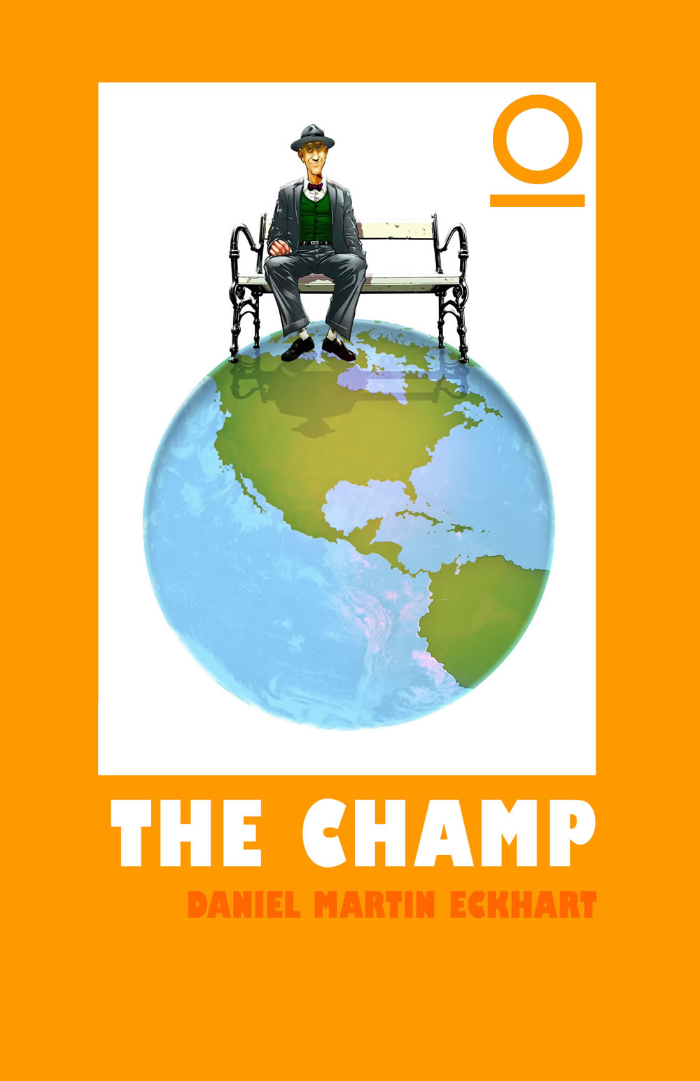 THE CHAMP  Contemporary, 318 pages Amazon KDP, May 2012   This is the story of Wilber Patorkin. At the tender age of one hundred and fifteen he's the oldest man alive in the United States of America. His body is failing him gloriously, his legs will barely carry him, his quivering lips and dentures turn his words into meaningless babble... and yet he has the clearest brain and the brightest eyes you'll ever come across. His steps may be tiny, but his story is epic. His words may be few, but his mind goes beyond your wildest imagination. Join Wilber on a most unlikely journey and be prepared - you just may discover yourself along the way.